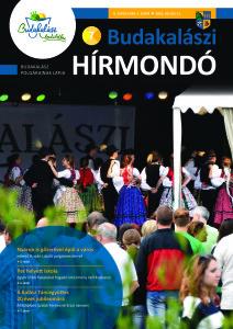 Budakalaszi Hirmondo_2016_07_cimlap